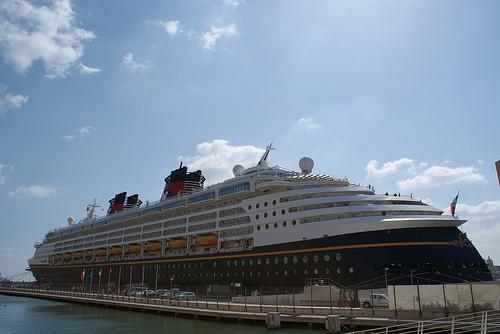 Docked in Malta